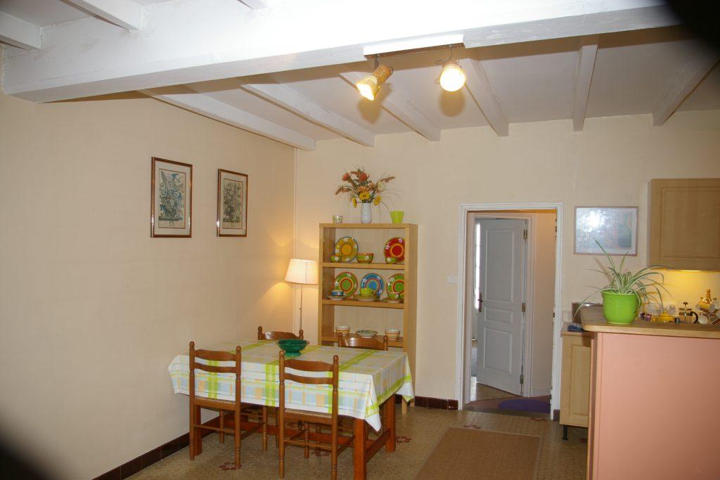 La Cour - dining area