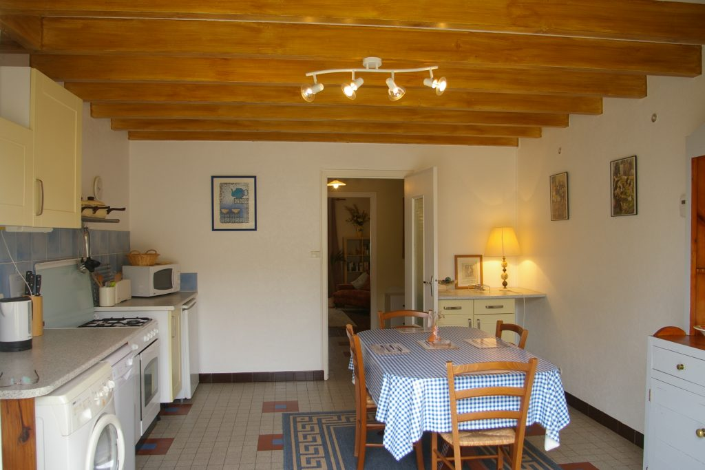 La Grange - kitchen