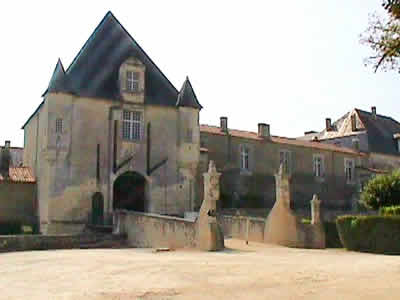 Chateau in Chalais