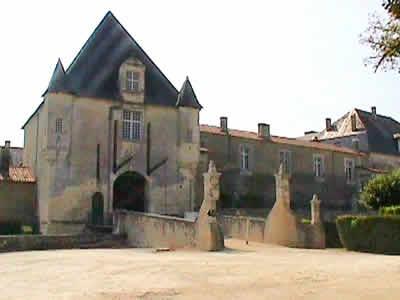Chateau in Chalais