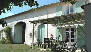 La Grange at Bruet Gites